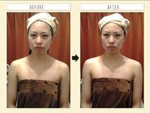 小顔コルギセラピー90分と骨盤調節20分