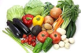 陰性と陽性の食べ物