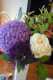 今週のお花と空き状況
